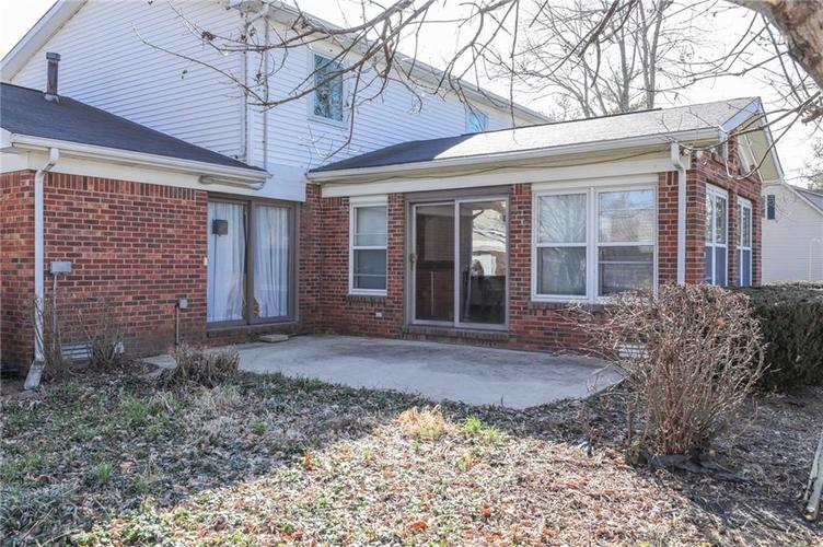 120 S PARK FOREST Drive Franklin IN 46131 | MLS 21694303 | photo 30