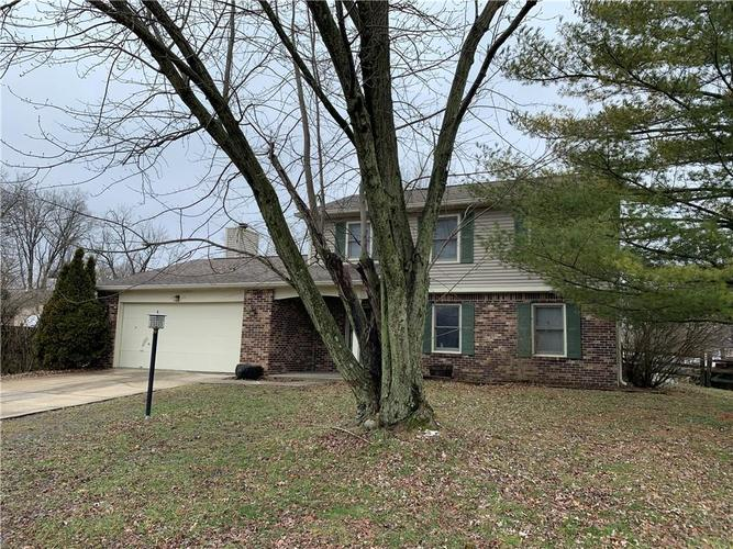 8738  BUCKHAVEN Drive Indianapolis, IN 46256 | MLS 21694317