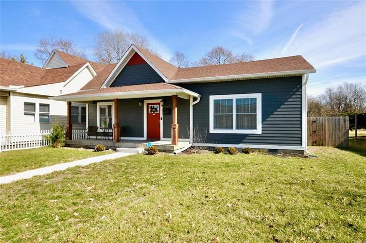 1549 Olive Street Indianapolis IN 46203 | MLS 21694700 | photo 1