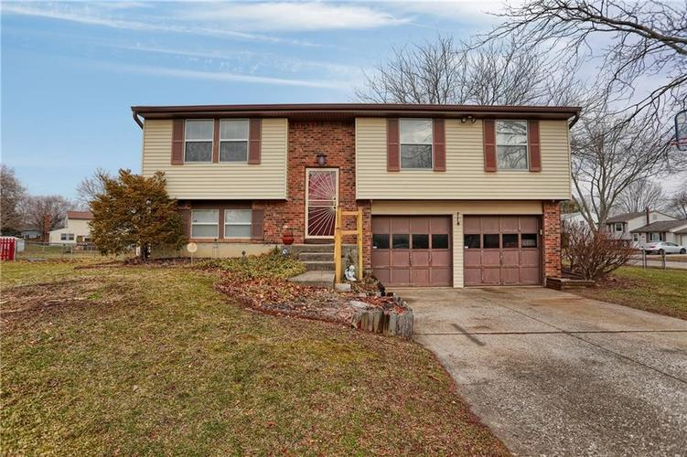 3416 Corey Drive Indianapolis IN 46227 | MLS 21694727 | photo 1