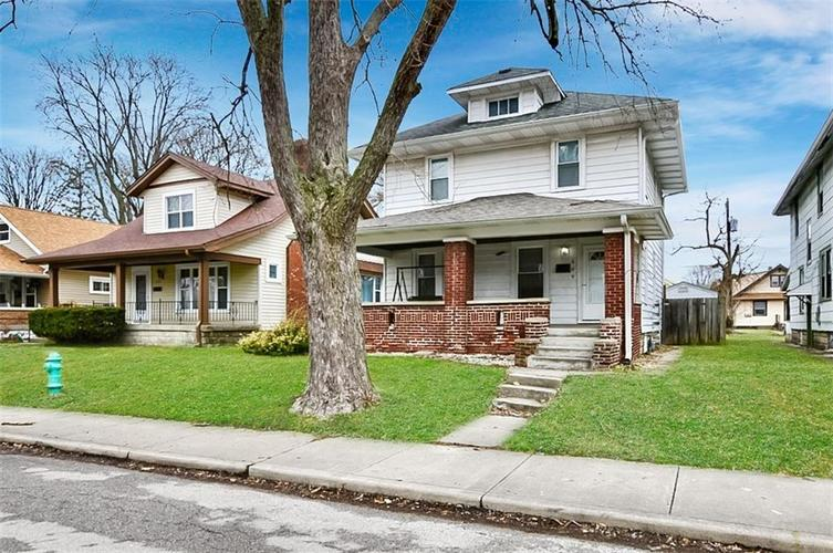 509 N Drexel Avenue Indianapolis IN 46201 | MLS 21694734 | photo 1