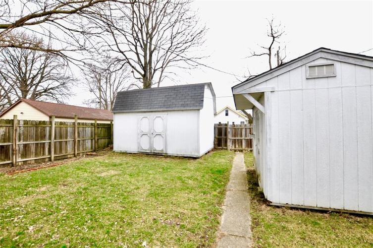 509 N Drexel Avenue Indianapolis IN 46201 | MLS 21694734 | photo 23