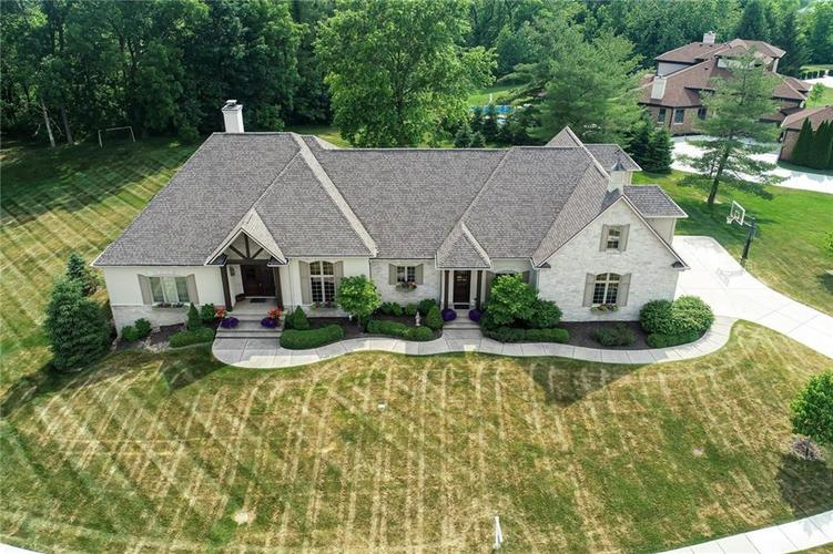11628  Willow Springs Drive Zionsville, IN 46077 | MLS 21694773