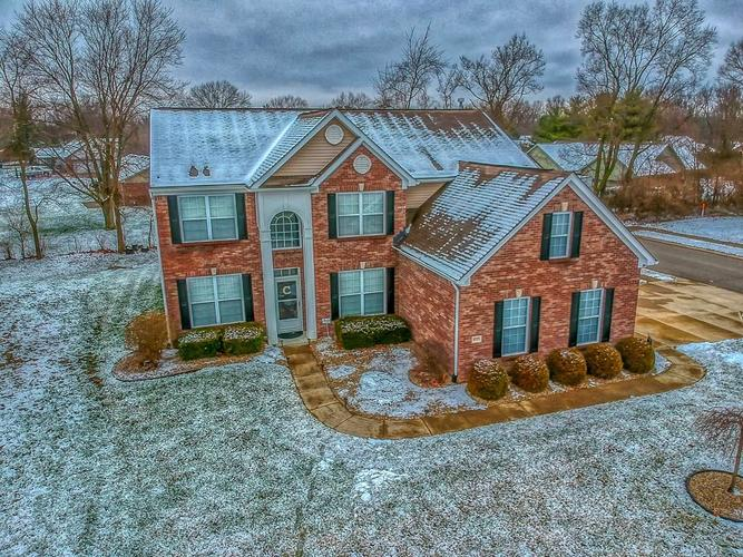 4125  Country Lane Greenwood, IN 46142 | MLS 21694792