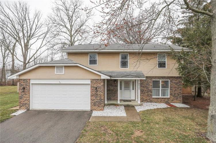 8546  Fawn Meadow Drive Indianapolis, IN 46256 | MLS 21694803