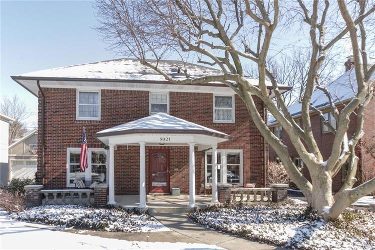 5821 N Washington Boulevard Indianapolis IN 46220 | MLS 21694837 | photo 1