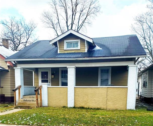 1436 N Belleview Place Indianapolis, IN 46222 | MLS 21694842 | photo 1
