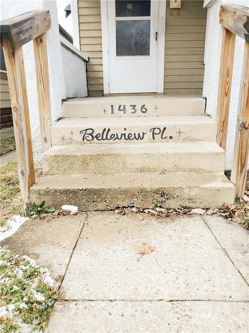 1436 N Belleview Place Indianapolis, IN 46222 | MLS 21694842 | photo 2