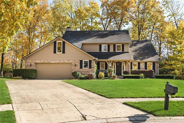 13715 Thistlewood Drive W Carmel, IN 46032   MLS 21694875   photo 1