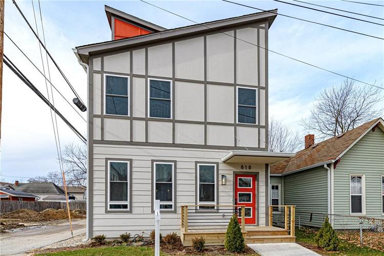 818 Olive Street Indianapolis IN 46203   MLS 21694889   photo 1