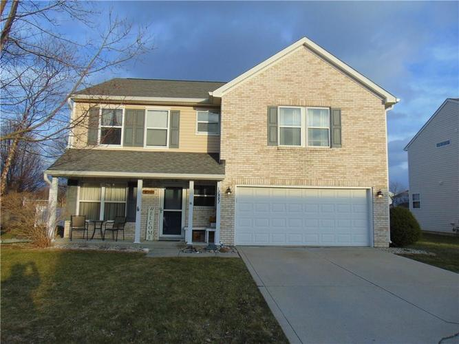 12907 Pleasant View Lane Fishers, IN 46038 | MLS 21694895 | photo 1
