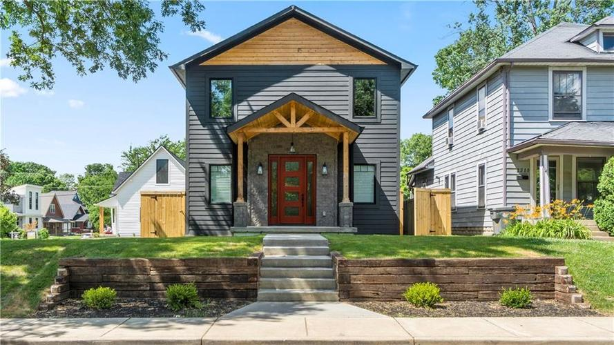 2306 E 12TH Street Indianapolis, IN 46201 | MLS 21694944