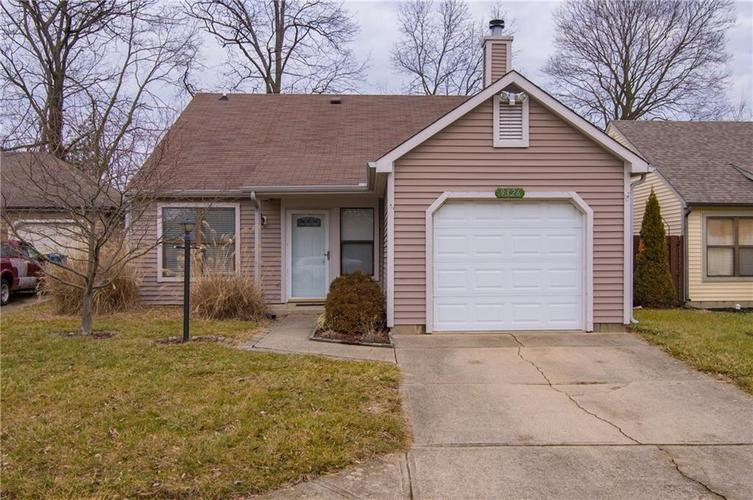 9326 Steeplechase Drive Indianapolis, IN 46250 | MLS 21695056 | photo 1