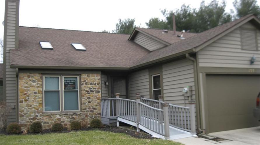 2342 Frisco Place Indianapolis, IN 46240 | MLS 21695110 | photo 1