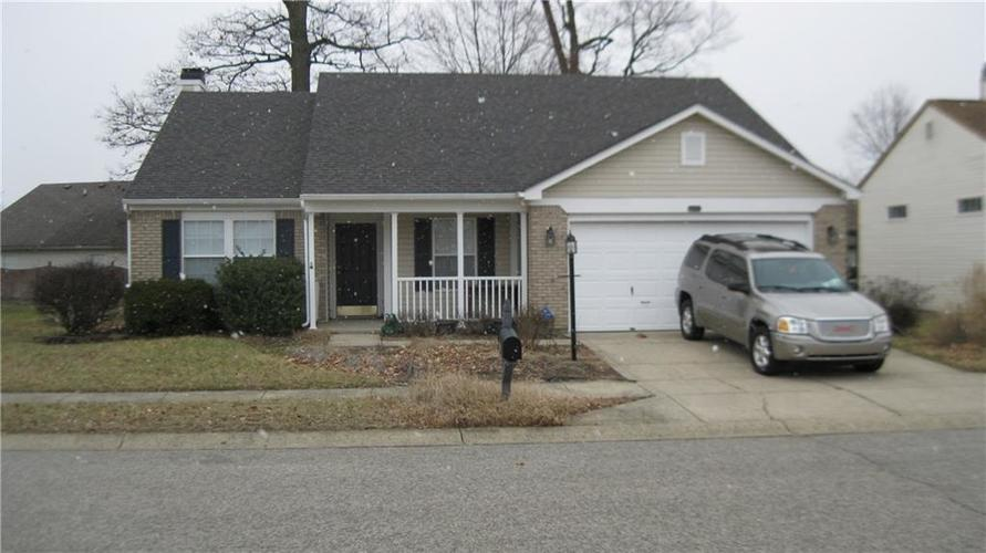 6429  Blakeview Drive Indianapolis, IN 46235 | MLS 21695115