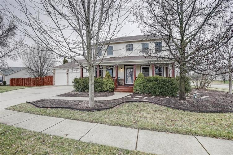 13955 Brightwater Drive Fishers, IN 46038 | MLS 21695195 | photo 1