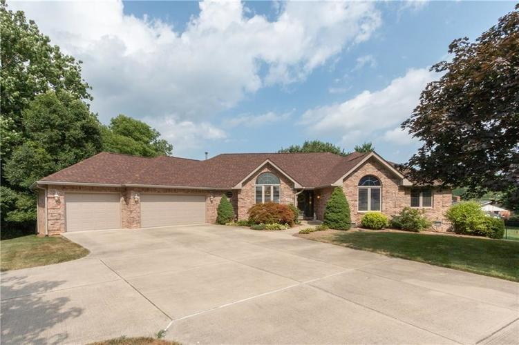 4296 W 400 Road S New Palestine IN 46163 | MLS 21695278 | photo 1