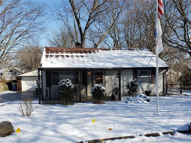 4627 N Mitchner Avenue Lawrence , IN 46226 | MLS 21695308
