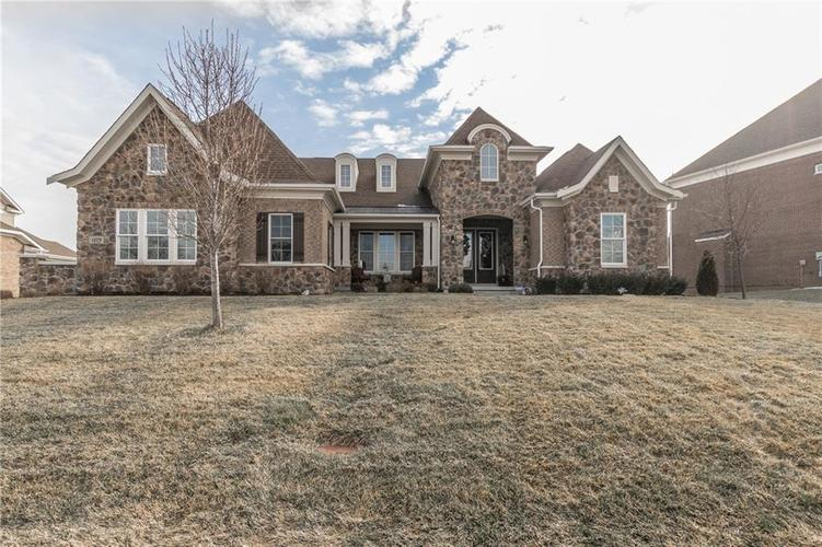 14329 Overbrook Drive Carmel IN 46074 | MLS 21695368 | photo 1