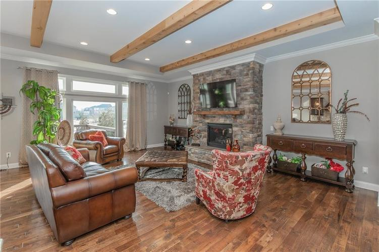 14329 Overbrook Drive Carmel IN 46074 | MLS 21695368 | photo 8