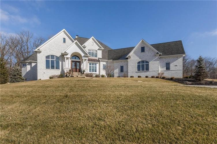 11621 Willow Springs Drive Zionsville, IN 46077   MLS 21695393   photo 1