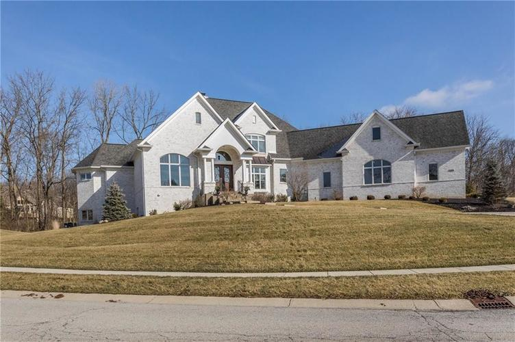 11621 Willow Springs Drive Zionsville, IN 46077   MLS 21695393   photo 2