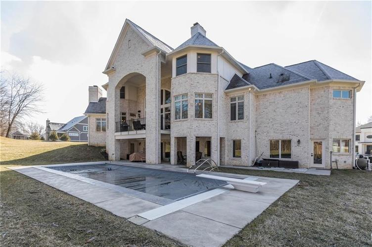 11621 Willow Springs Drive Zionsville, IN 46077   MLS 21695393   photo 46