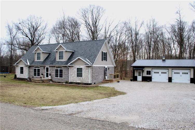 655 E Overpeck Road Mooresville, IN 46158   MLS 21695540   photo 2