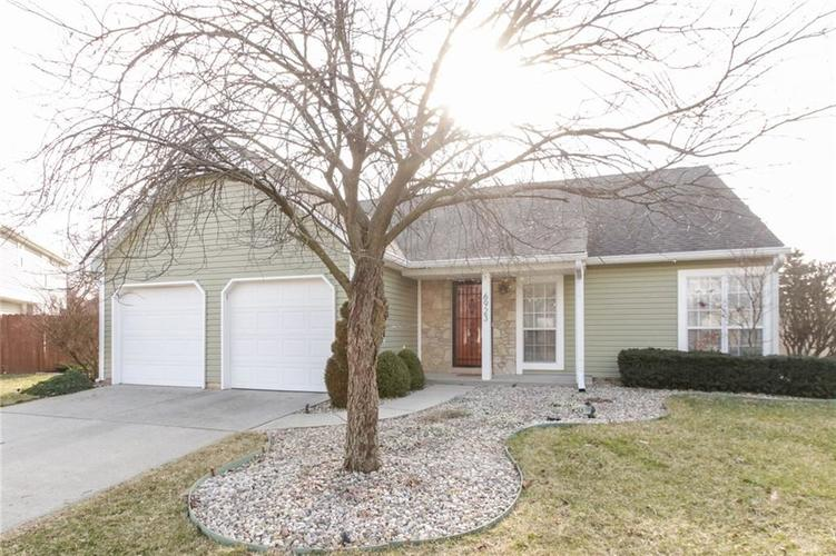 6923  Hardwood Drive Indianapolis, IN 46250 | MLS 21695601
