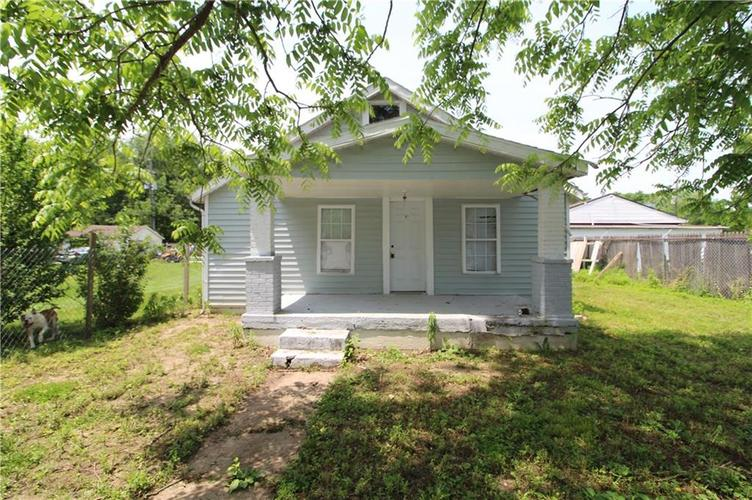 3156 Collier Street Indianapolis IN 46221 | MLS 21695626 | photo 1