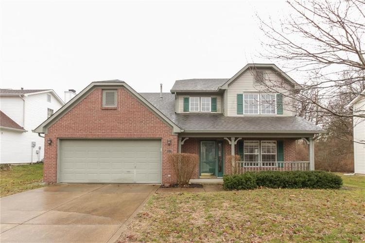 3417 Winchester Drive Greenwood IN 46143 | MLS 21695730 | photo 1