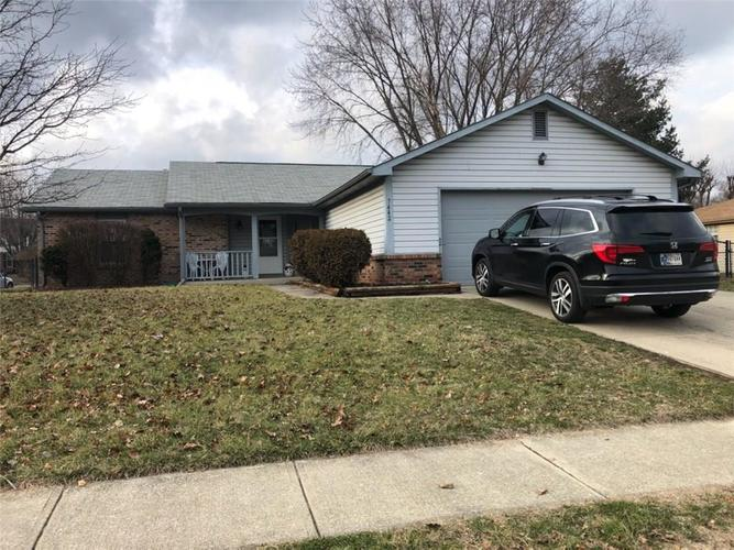 7442 Rogers Drive Indianapolis, IN 46214   MLS 21695739   photo 1
