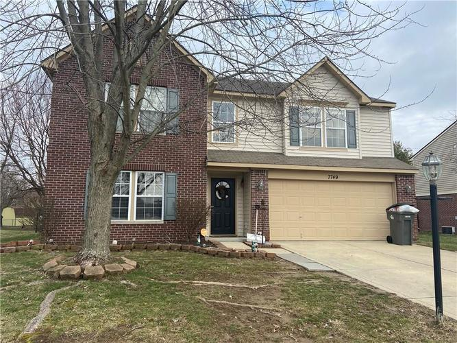 7749 Whitaker Valley Boulevard Indianapolis, IN 46237 | MLS 21695773 | photo 1