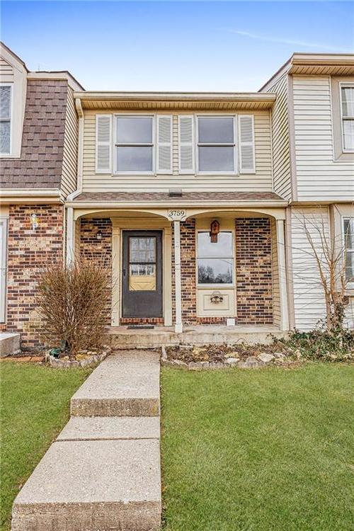 3759 Lima North Drive Indianapolis, IN 46227 | MLS 21695785 | photo 1