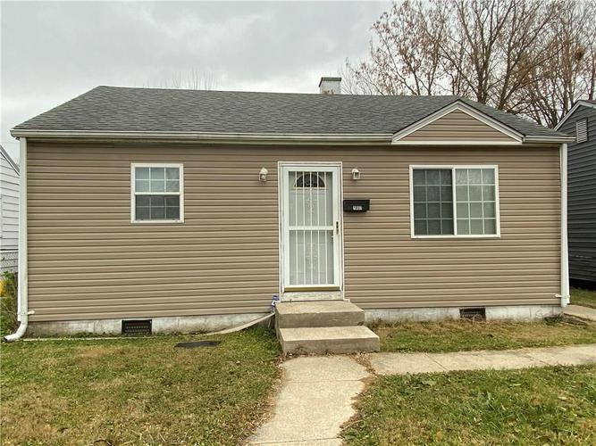 1937 N EUCLID Avenue Indianapolis, IN 46218 | MLS 21695916