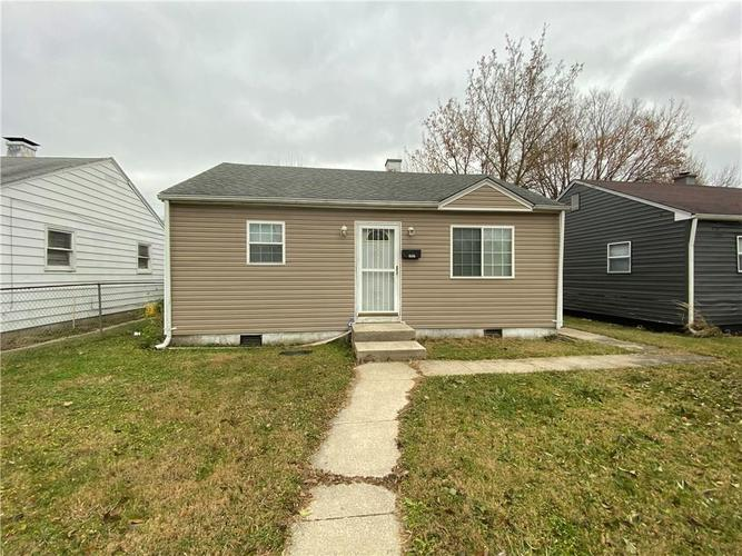 1937 N EUCLID Avenue Indianapolis IN 46218 | MLS 21695916 | photo 2