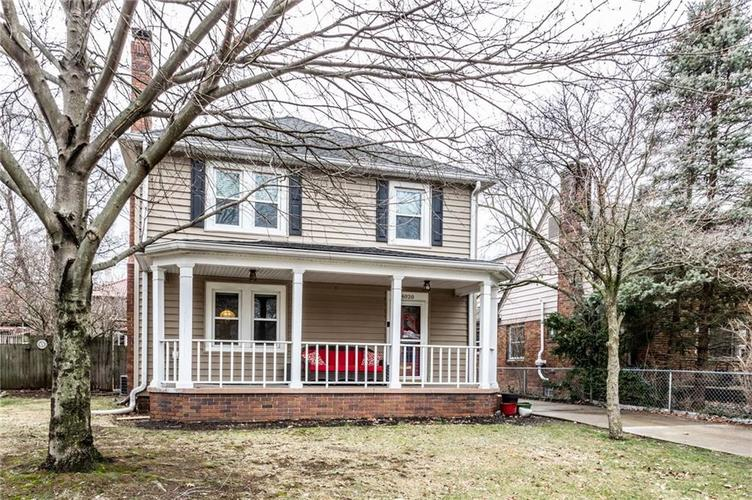 4020 N New Jersey Street Indianapolis IN 46205 | MLS 21695929 | photo 1