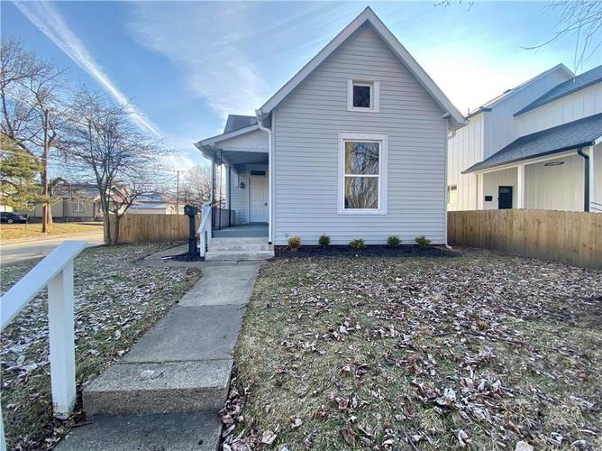 853 N Temple Avenue Indianapolis IN 46201   MLS 21696004   photo 1