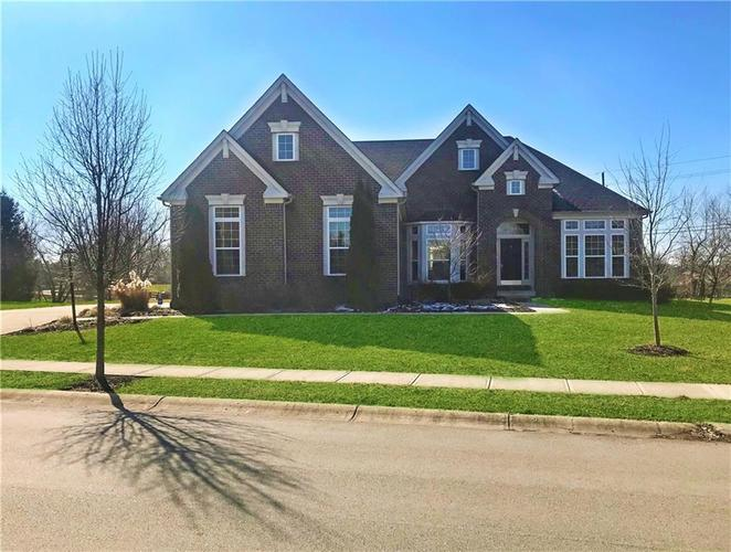 7025 Milano Drive Indianapolis IN 46259   MLS 21696027   photo 1