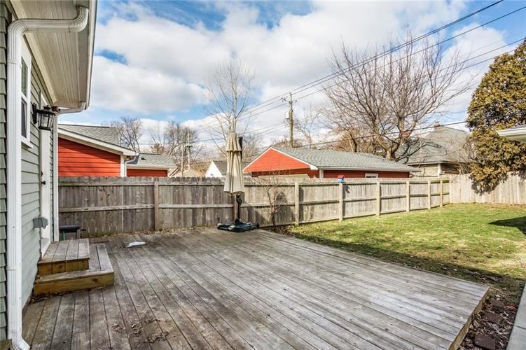 214 W 44th Street Indianapolis, IN 46208 | MLS 21696062 | photo 26