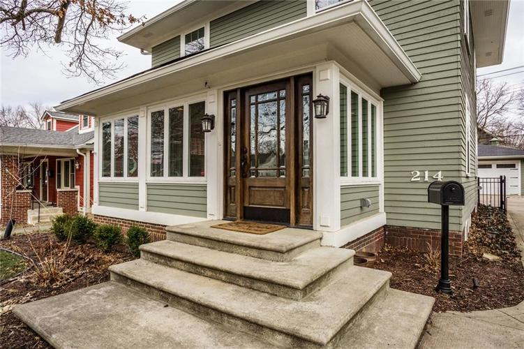 214 W 44th Street Indianapolis, IN 46208 | MLS 21696062 | photo 29