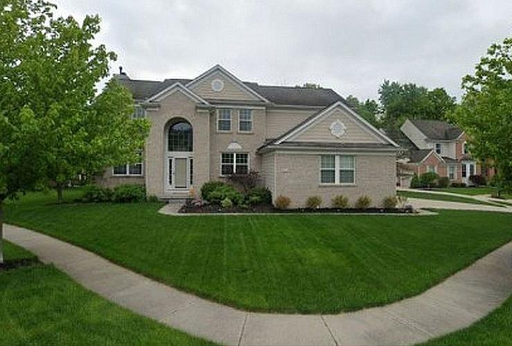 8243  Sweetclover Court Indianapolis, IN 46256 | MLS 21696092