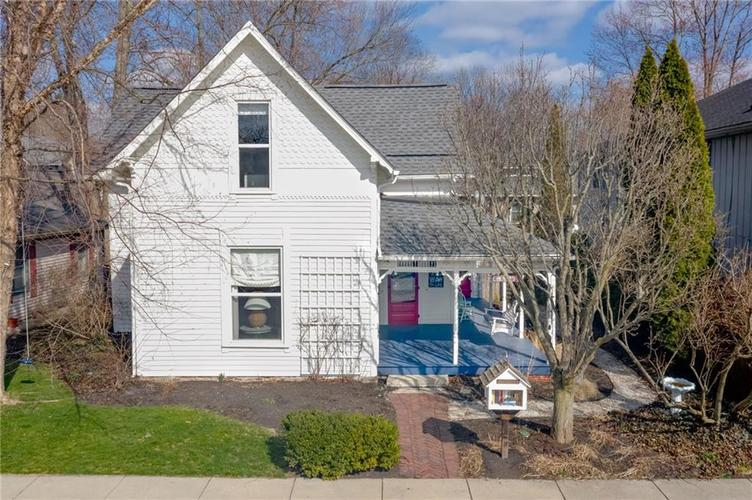 125 N Main Street Zionsville IN 46077 | MLS 21696155 | photo 1