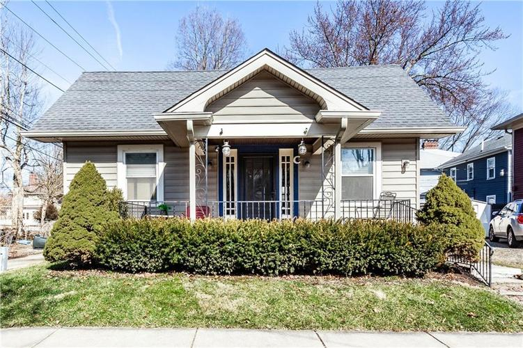 648 E 51st St Indianapolis IN 46205 | MLS 21696183 | photo 1