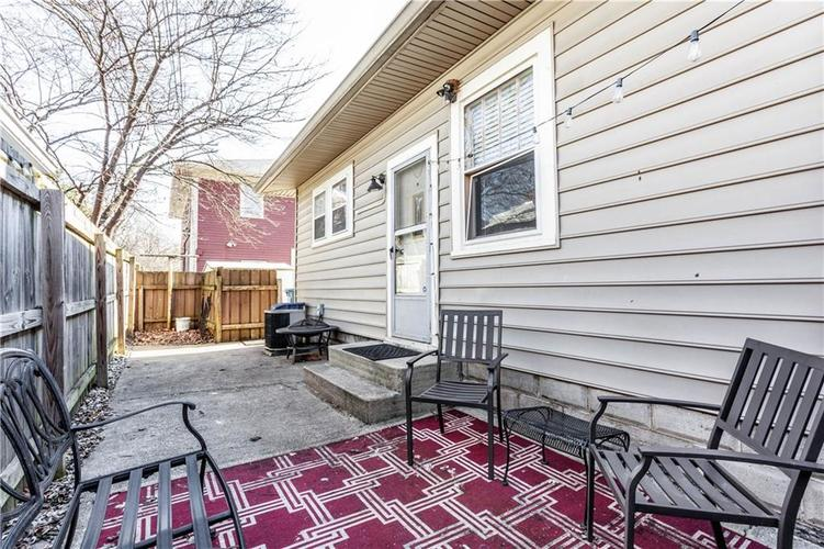 648 E 51st St Indianapolis IN 46205 | MLS 21696183 | photo 24