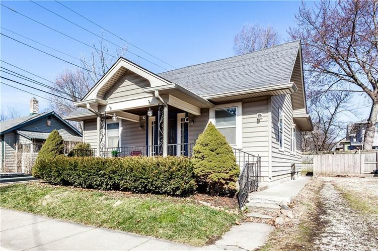 648 E 51st St Indianapolis IN 46205 | MLS 21696183 | photo 3