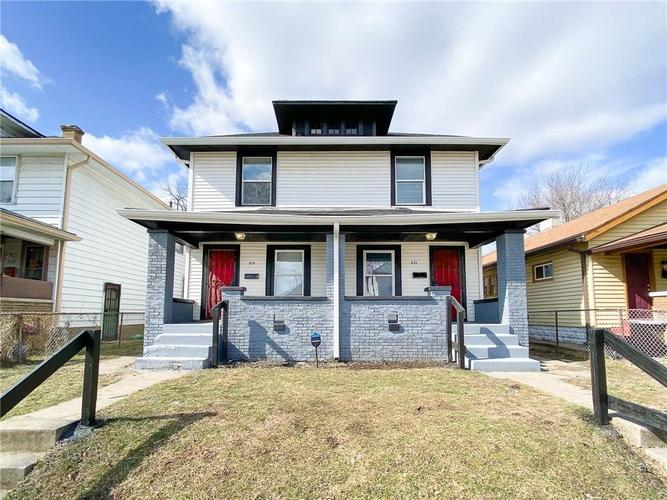 836 N Gray Street Indianapolis IN 46201 | MLS 21696206 | photo 1