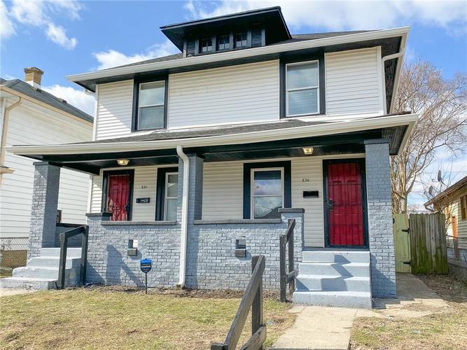 836 N Gray Street Indianapolis IN 46201 | MLS 21696206 | photo 23