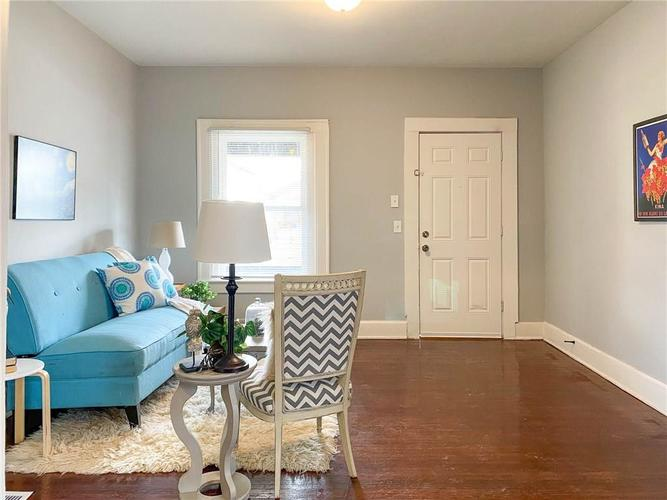 836 N Gray Street Indianapolis IN 46201 | MLS 21696206 | photo 4