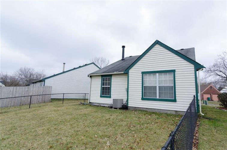 3685 Smallwood Lane East Indianapolis, IN 46214 | MLS 21696353 | photo 23